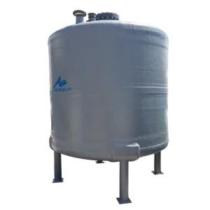 10 Tonluk Asit Tankı