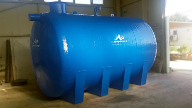 20 Tonluk Septik Tankı