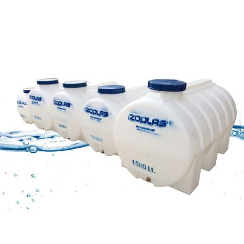 Yatay Polietilen Su Deposu Fiyatları