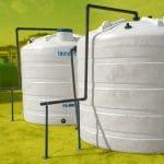 15 Ton Polietilen Su Depoları