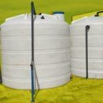 15 Tonluk Polietilen Su Tankları