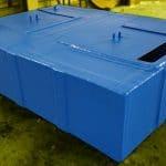 2200 Litre Fiberglas Özel İmalat Su Tankı